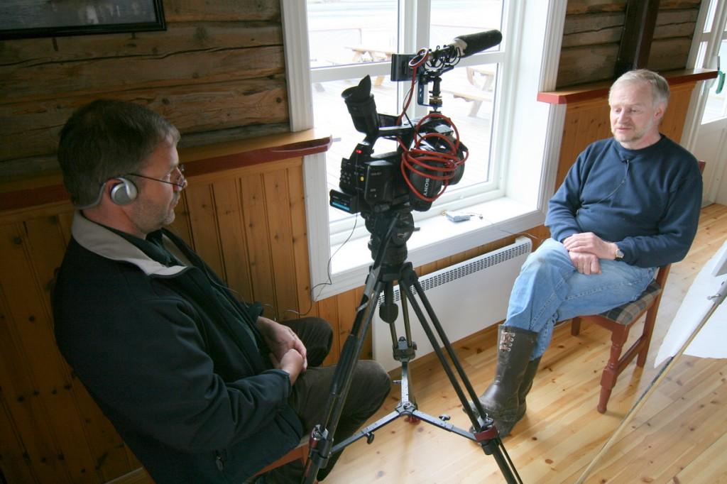 Intervjuv av Nils Ursin