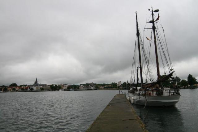 Fokvang i gjestehavnen i Vastavik.
