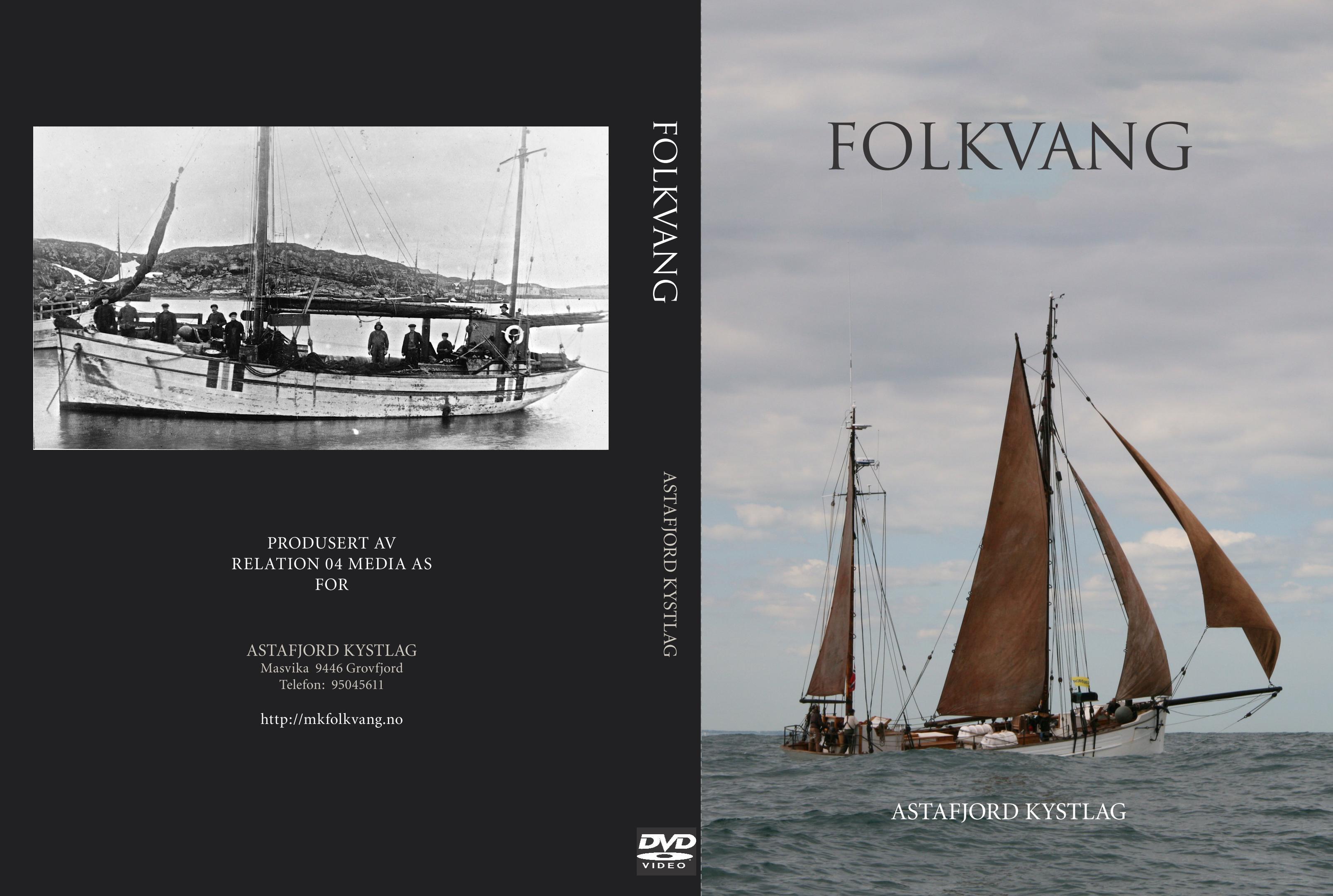 DVD om Folkvang